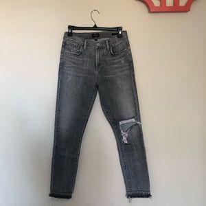 Agolde Sophie Crop jeans